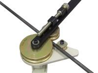Baileigh RDB-10 manual tube bender includes 10 die sets ...